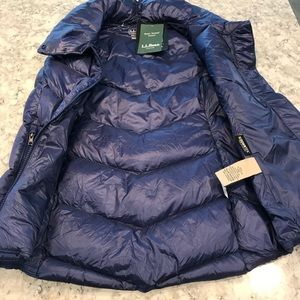 L.L. Bean Jackets & Coats - NEW LL Bean Down Puffer Vest XXS